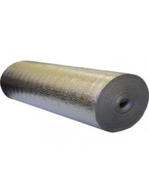 Утеплитель НПЭ с металлизированной (Пенофол) пленкой 5 мм ширина 1 метр