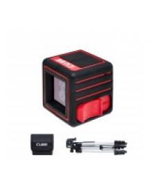 Построитель лазерных плоскостей ADA Cube Professional Edition (3D)+штатив