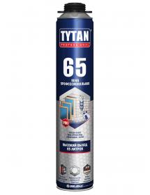 TYTAN Пена профессиональная (под пистолет) 750 мл.