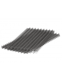 Сетка сварная стальная 50*50*3мм (карта 1*2м)