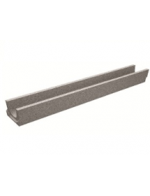 Лоток водоотводный ЛВ-10.14.13 бетонный
