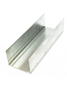 Профиль для гипсокартона ПН-2 50*40*3000*0,6мм(8шт.уп)