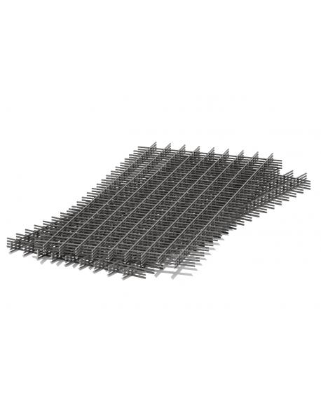 Сетка стальная сварная 50*50*5мм (0,5*2м)