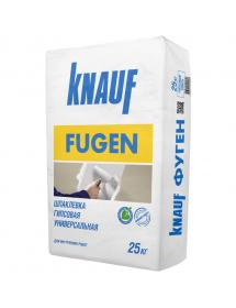 Шпатлевка гипсовая Кнауф Фуген 25 кг (40)
