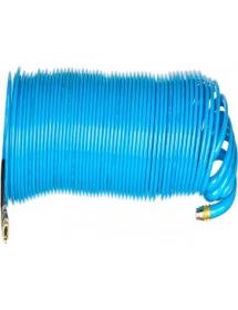 Шланг спиральный с фитингами 15 м; 8x12 мм