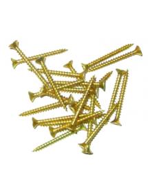 Саморез желтый  для пеноблока 6*60мм