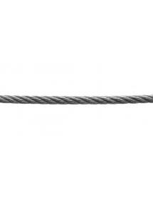 Трос стальной DIN 3060 (6х19) М6
