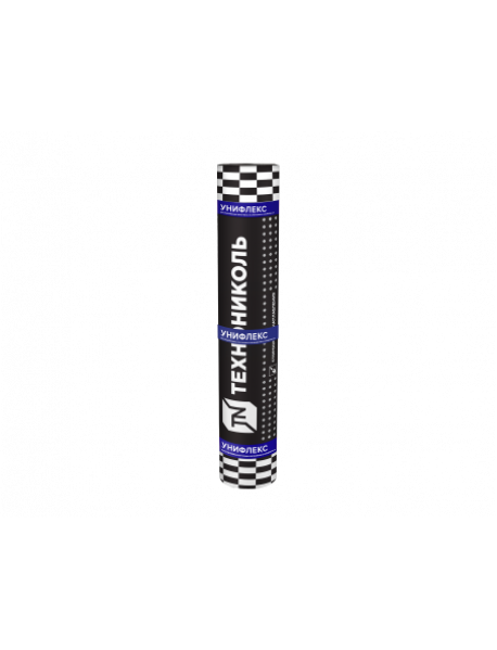 Гидроизоляция УНИФЛЕКС ТКП, сланец серый 10м2, толщ. 3,8мм