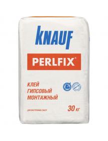 Клей гипсовый Кнауф Перлфикс, 30кг (40меш/под)