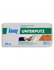 Штукатурка цементная фасадная Кнауф (Knauf) Унтерпутц, 25кг (42)