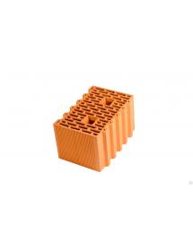 Камень керамический поризованный 2.1НФ М-150 (пустотелый) Поротерм (280шт./под)