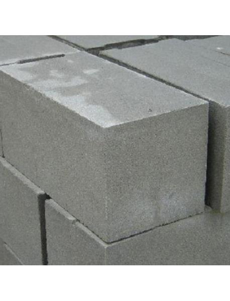 Блок полнотелый фундаментный 390*190*188 (60шт/под)