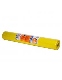 Сетка стеклотканевая фасадная, ячейка 5*5мм, 145гр/м2, 50м2 фасадная (желтая)