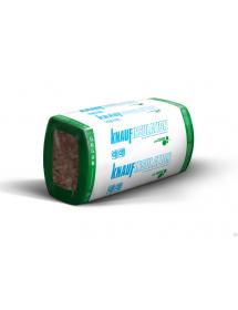 Минеральный утеплитель Кнауф (KNAUF) INSULATION TS 040 Ecoroll (плита) 100*610*1230мм (6м2/упак, 0,6м3)