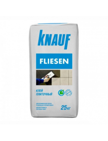 Флизен Кнауф клей плиточный 25кг (42)