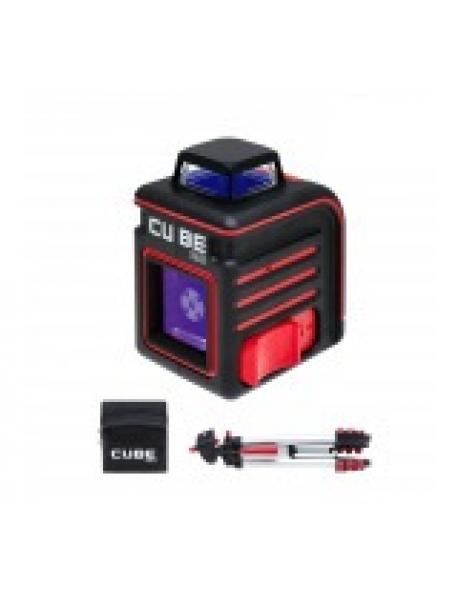 Построитель лазерных плоскостей ADA Cube 360 Professional Edition (ротац.)+штатив
