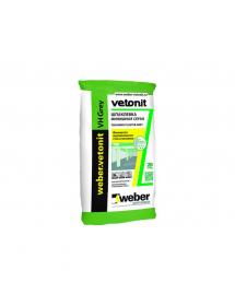 Финишная шпаклевка Weber. Ветонит (Vetonit) VH, 20 кг