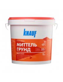 Кнауф (KNAUF) Миттель грунт, 10кг