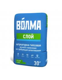 Штукатурная смесь Волма, 30кг (40 шт)