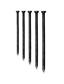 Гвозди строительные черные 8*300мм, 5кг/уп