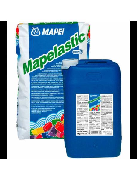 MAPEI MAPELASTIC Двухкомпонентный эластичный состав на цементной основе (компонент А + В)