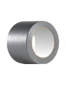 Скотч армированный TPL серебрянный 48мм 10мп
